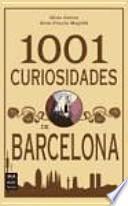 1001 curiosidades de barcelona