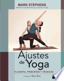 Ajustes de Yoga