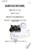Ali-Ben-Salé-Abul-Tarif ...[y otras obras]