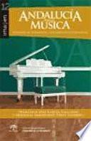 Andalucía en la música. Expresión de comunidad, construcción de identidad