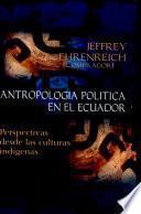 Antropología en el Ecuador