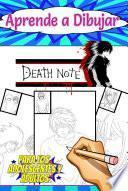 Aprende a Dibujar Death Note
