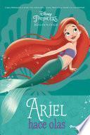 Ariel hace olas
