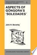 Aspects of Góngora's Soledades
