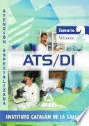 Ats/due de Atención Especializada Del Instituto Catalán de la Salud. Temario Volumen 2 Ebook