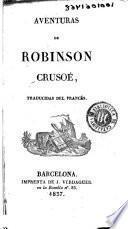 Aventuras de Robinson Crusoé