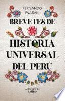 Brevetes de historia universal del Perú