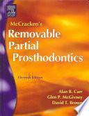 Carr, A.B., McCRACKEN Prótesis parcial removible, 11a ed. ©2006
