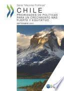 Chile: Prioridades de políticas para un crecimiento más fuerte y equitativo