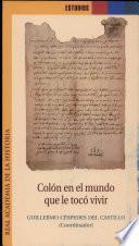 Colón en el mundo que le tocó vivir