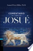 Comentario al libro de Josué