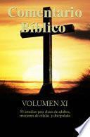 Comentario Bíblico Volumen XI