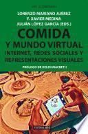 Comida y mundo virtual