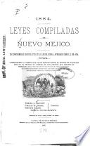 Compiled Laws of New Mexico