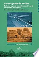 Construyendo la nación: Reforma agraria y modernización rural en la Italia del siglo XX