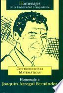Contribuciones matemáticas