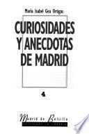 Curiosidades y anecdotas de Madrid