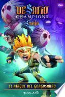 Desafío Champions Sendokai. El ataque del gorgosauro