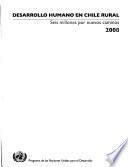 Desarrollo humano en Chile rural