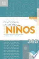 Devocional En Un Año Para Niños Volumen 2