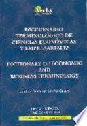 Diccionario terminológico de ciencias económicas y empresariales