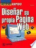 Diseñar Su Propia Pagina Web
