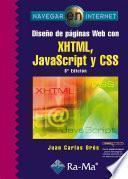 Diseño de páginas Web con XHTML, JavaScript y CSS. 3ª edición