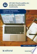 Diseño gráfico de productos editoriales multimedia. ARGN0110