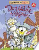 Don Gatote de la Mancha