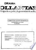 Drama Ollantay
