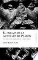 El enigma de la Academia de Platón