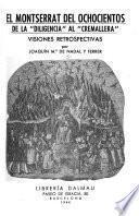 El Montserrat del ochocientos