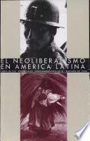 El neoliberalismo en América Latina: Carta de los Provinciales Latinoamericanos de la Compañía de Jesús