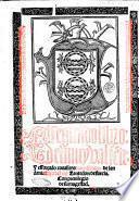 El segundo libro: del muy valiente. y efforcado cauallero don Clarian de landanis: hijo del rey Lantedon de suecia