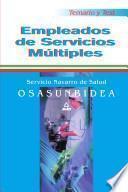 Empleado de Servicios Multiples Del Servicio Navarro de Salud. Temario Y Test.e-book.
