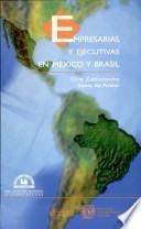 Empresarias y ejecutivas en México y Brasil