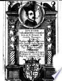 Epitome de la vida de Fernando de Cordoba Bocanegra