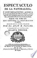 Espectáculo de la naturaleza ó Conversaciones acerca de las particularidades de la historia natural ... trad. al cástellano, 15