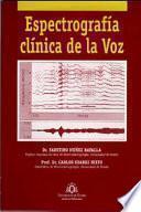 Espectrografía clínica de la voz