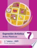 Expresión Artística Artes Plásticas 1.º básico - IGER