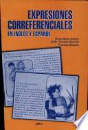 Expresiones correferenciales en Inglés y Español