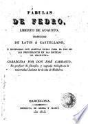 Fábulas de Fedro, Liberto de Augusto