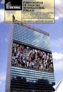 Fundamentos de derecho internacional público