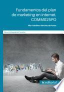 Fundamentos del plan de marketing en internet. COMM025PO