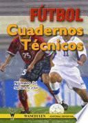 Fútbol: Cuaderno Técnico nº 31