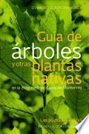 Guía de árboles y otras plantas nativas en la zona metropolitana de Monterrey