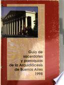 Guía de sacerdotes y parroquias de la Arquidiócesis de Buenos Aires