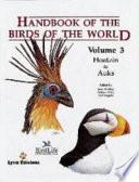 Handbook of the Birds of the World: Hoatzin to auks