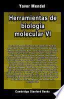 Herramientas de biología molecular VI