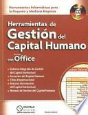 Herramientas de gestión del capital humano con Microsoft Office